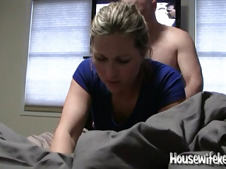 nympho wife fucked in amateur homemade intercourse pause at