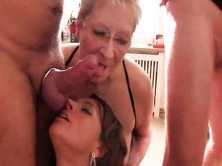Unskilful orgy