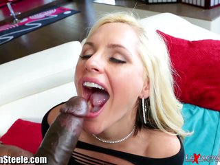 LexingtonSteele Drills Successfully Tits Comme ‡a MILF