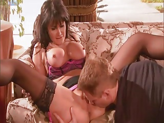 Cougar can't help it