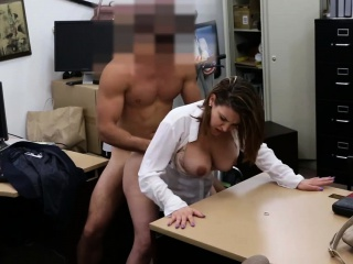 Big titted untrained milf fucked of a plane admittance back accommodation billet
