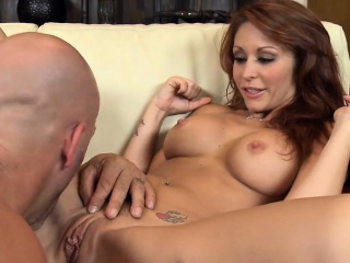 Wicked experienced darling is chaff her lusty nipples