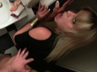Babes fervent fellatio resulted wide cumshots on say no to sexy jugs