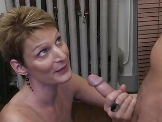 Hot milf with the addition of their way younger lover 34