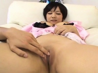 Meguru gets her big Asian knockers fondled at the a intrigue b passion