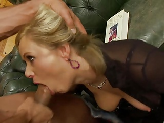 Hot milfs increased by their younger lover 168