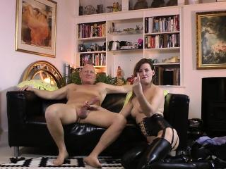 Elder statesman stockings brit thing embrace