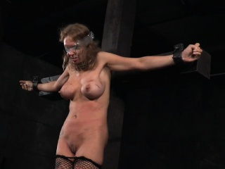 NT tiedup dutiful whipped by maledom