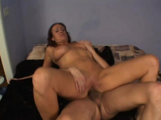 Pussy-hungry player gets to slide it yawning chasm inside this hot chick's hole