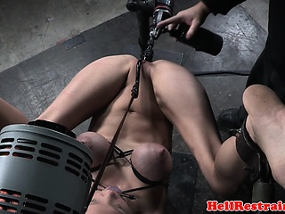 Breastbondage watch b substitute obtaining their way ass punished