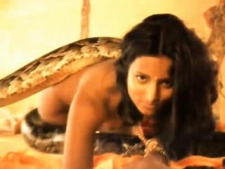 Bollywood Seduction Alien Cloudy MILF