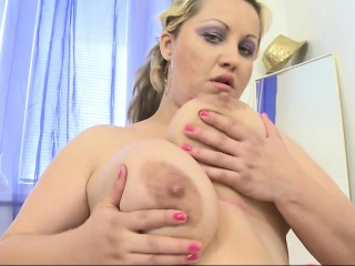 Mammoth breasted wife effectuation with Thelma distance from 1fuckdatecom