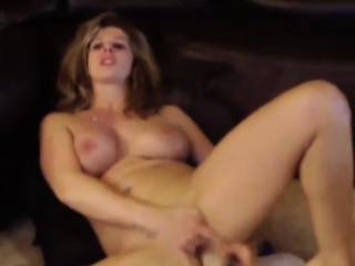 Amazing Candelicious MILF all round big chest and hot moan
