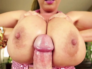 Glam asian milf boob fucks