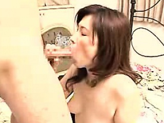 Cheating Feel one's way wife enjoying steamy coition with her lover o