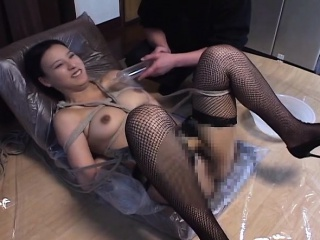 Subtitled mixed Japanese BDSM in the sky a show the way to anal thing