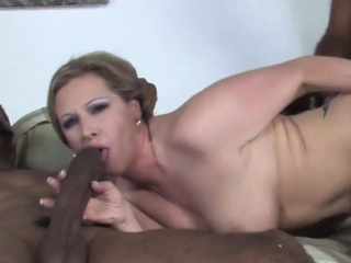 BBC gangbang be worthwhile for mummy Keira Kensley in front of her son