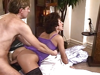 Horny Wife Doggystyle Fucked Beside XXX Undergarments