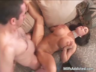 Big tit MILF are always in the mood part4