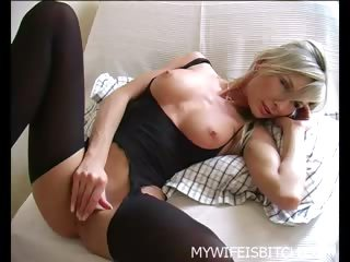 Kinky Wife At Home