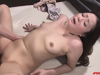Mizuki Ogawa gives head up ahead experiencing sexual connection on cam