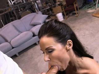 Hot Warehouse BJ Kendra Lust