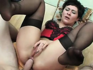 Russian wife anal sex Genevie outsider 1fuckdatecom