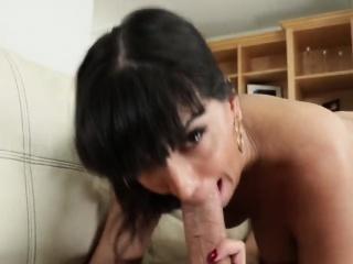 Heavy loot brunette mommy master for seduction fucked hard