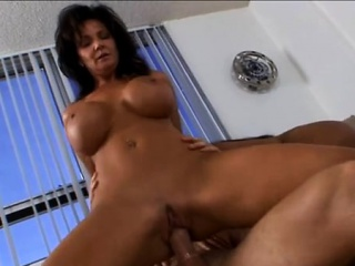 In favour milf is acquiring will not hear of succulent twat drilled in the air the bath