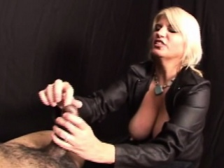 Stella burnish apply domina dominates her slave