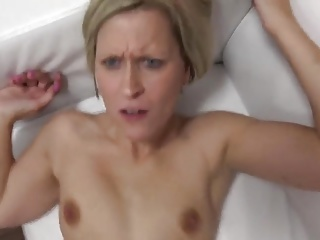 Hot milf and say no to younger lover 626