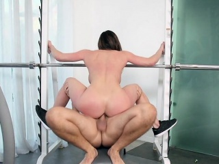 Doll Kendra Lust Gets Destroyed And Jizzed On