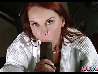BBC be beneficial to a Redhead Cougar