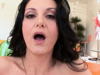 PervCity Hot Mom Gets The brush Arse Fucked