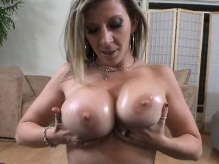 Tittyfucking milf regarding bigtits sucking pov