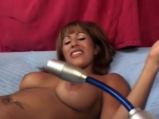 Hispanic Housewife Loves Dick