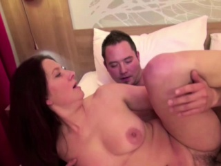 Hot MILF Seduce Adolescents thither Fuck Shortly Nobody Home