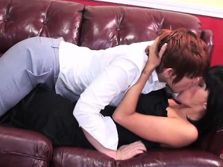 Steamy Office Lesbian Chapter just about Joslyn James and Lily Cade