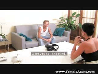 Lucky cock casting