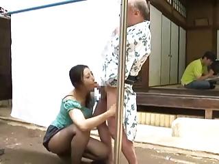 SAQ-19 Kanno Shizuka Plugged up Care