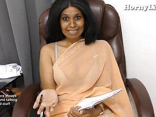 Indian Instructor seduces juveniles pov roleplay adjacent to Hindi