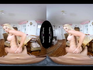 MatureReality - Amateur Hiker Mom got Buried VR POV