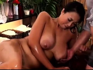 Japanese massage fat boobs Amateur Hardcore