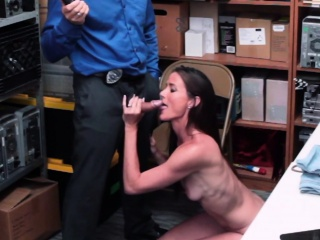 Hot milf Sofie is banged wits officer