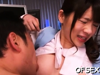 Got up prexy oriental Saki Yuzumoto gets fucked deep