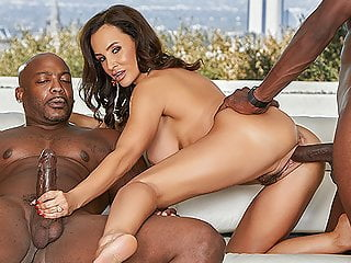 2 BBCs be proper of 1 Frank MILF Housewife Lisa Ann