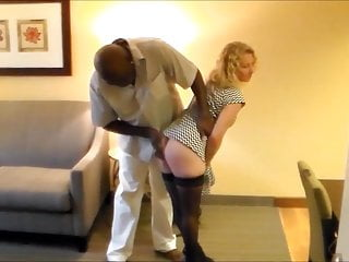 ATTRACTIVE  BLONDE  CUCKOLD  Fit together