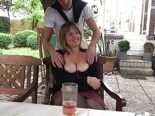 LJ95 Delphine 39 ans cantiniere et Greg routier