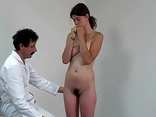 CMNF - MILF stripped humiliated spanked added to pussy shaved
