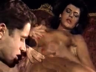 Devilish milf loves to lick some ass